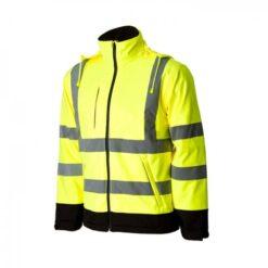 Jacheta softshell reflectorizanta Roma Jacket 9178