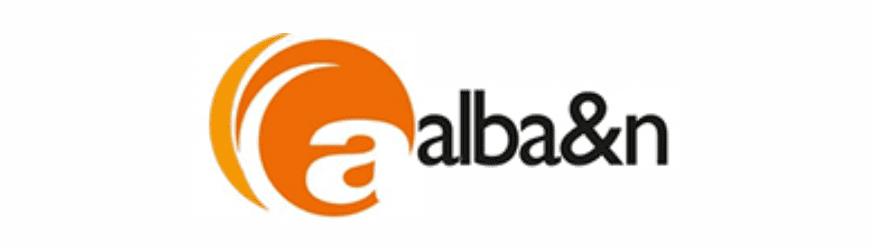 Logo Alba&n