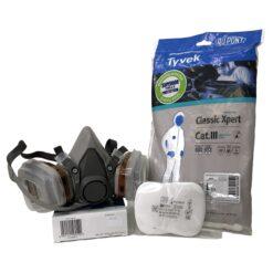 Kit protectie vopsitori 3M