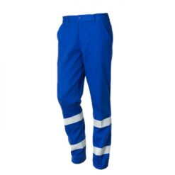Pantaloni standard cu benzi reflectorizante Road Pant