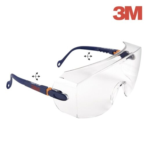 Ochelari de protectie cu lentila incolora 3M 2800